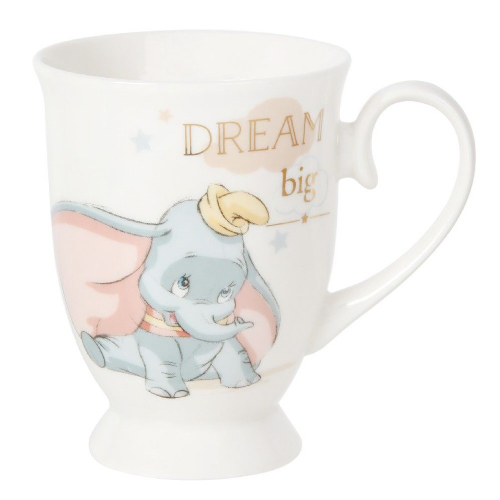 Disney Dumbo Mug Gift - Dream Big Disney Mug Baby Gift
